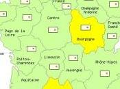 GRIPPE France: Premiers sporadiques rhumes GROG