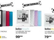Kobo Mini disponibles Fnac