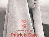 Chronique d'un Patrick Gale