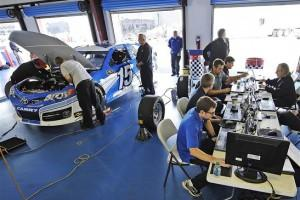 2012talladegatestbrianvickers2 300x200 2013 Sprint Cup car test at Talladega