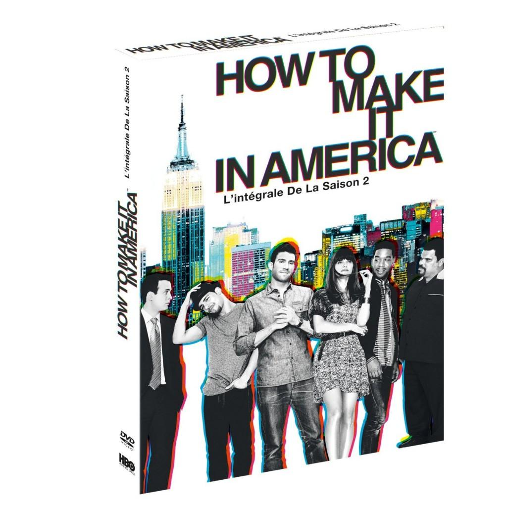 Test DVD: How to make it in America – Saison 2