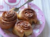 Roulés cannelle Cinnamon rolls