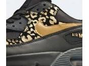 Nike WMNS Black Metallic Gold Leopard