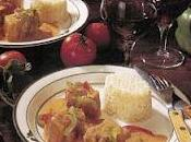 Goulasch porc paprika