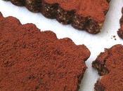 Carrés moelleux cacao ou... comment recycler gâteau trop sec/cuit