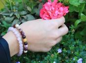 Stuff collier plume bracelets perles
