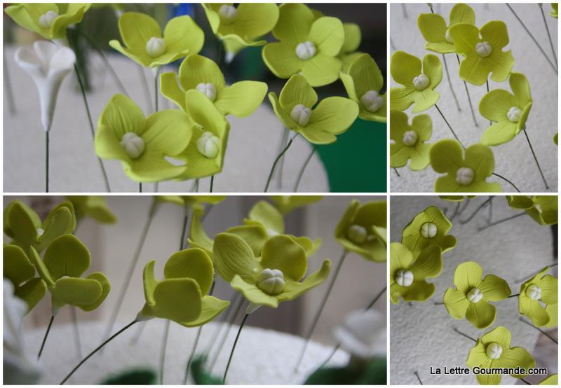 Fleurs En Sucre Paperblog