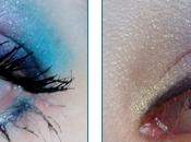 [Makeup] violet bleu