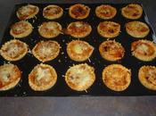 Pizettes dans florentins Flexipan