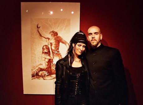 Un artiste new-yorkais peint avec son propre sang