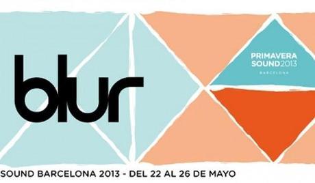 Blur au Primavera Festival 2013