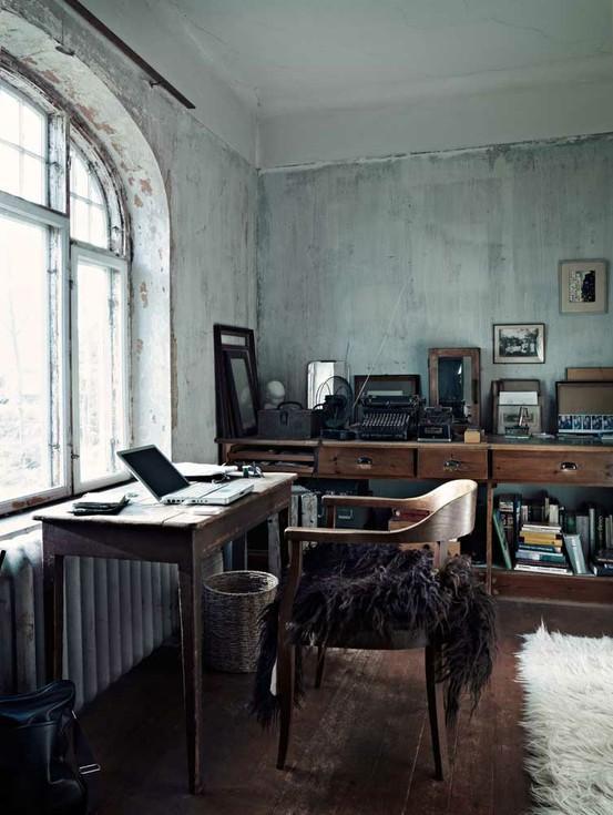 Super Bureau vintage | À Découvrir KH34