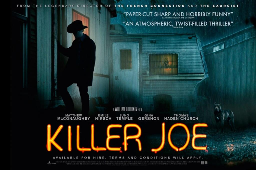 KILLER JOE DE WILLIAM FRIEDKIN