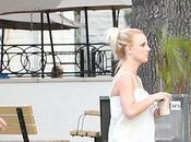 Photos Britney fait shopping pour Halloween 07/10/2012
