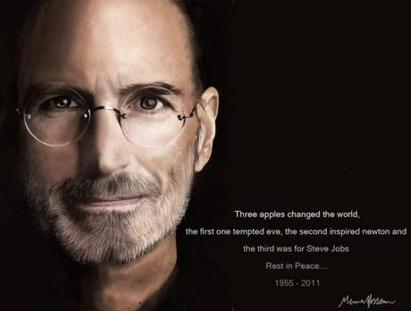 the third was for steve jobs