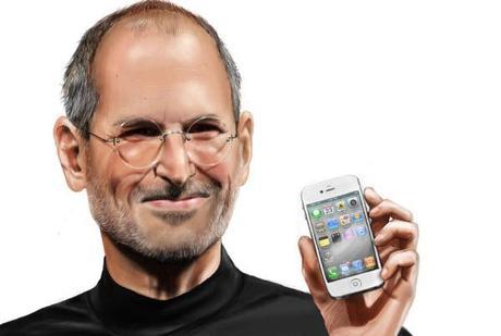 presenting iphone 4