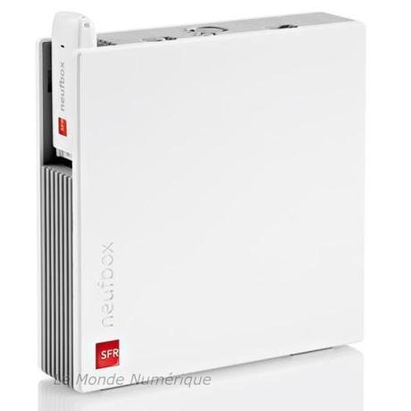 Mise à jour de la neufbox 6 par SFR : correction du Wi-Fi et des appels