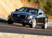 Cadillac Turbo 2013 allemandes dans collimateur