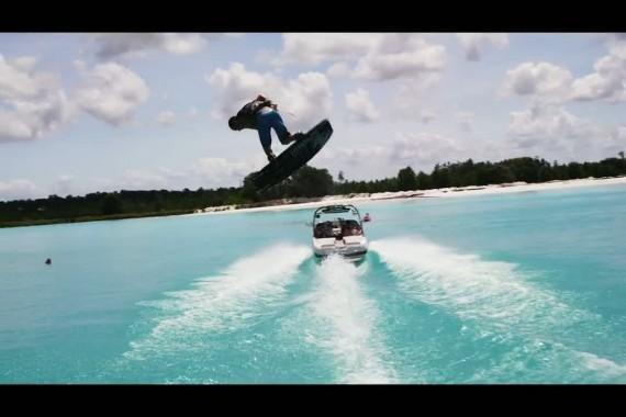 DEFY : wakeboard additional Scenes !
