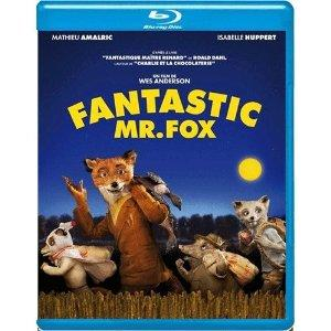 Fantastic Mr Fox (vost) Blu-ray