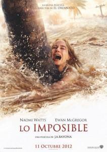 The Impossible : l'avant-première à Madrid