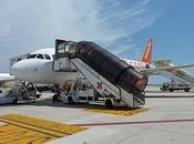 Arriver Venise avion