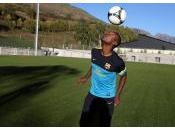 Barcelone Eric Abidal joie retrouver ballon