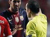 Barcelone Sergio Busquets Suspendus contre Celtic Glasgow