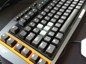 Logitech G710 Sobre efficace