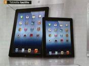 FNAC parle déjà l'iPad mini