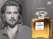 Brad Pitt nouvelle égérie Chanel