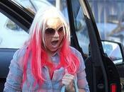 Christina Aguilera prépare pour Halloween, nous craignons pire