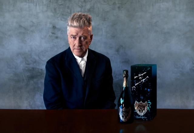 Dom Pérignon David Lynch