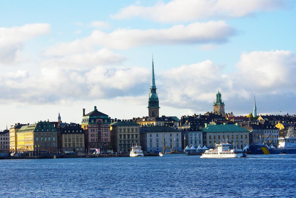 From Stockholm with Sun