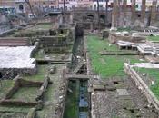 chercheurs trouvent l'endroit exact Jules César poignardé