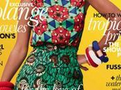 Solange Knowles: Elle Behind scenes