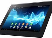 Test tablette Sony Xperia Tablet