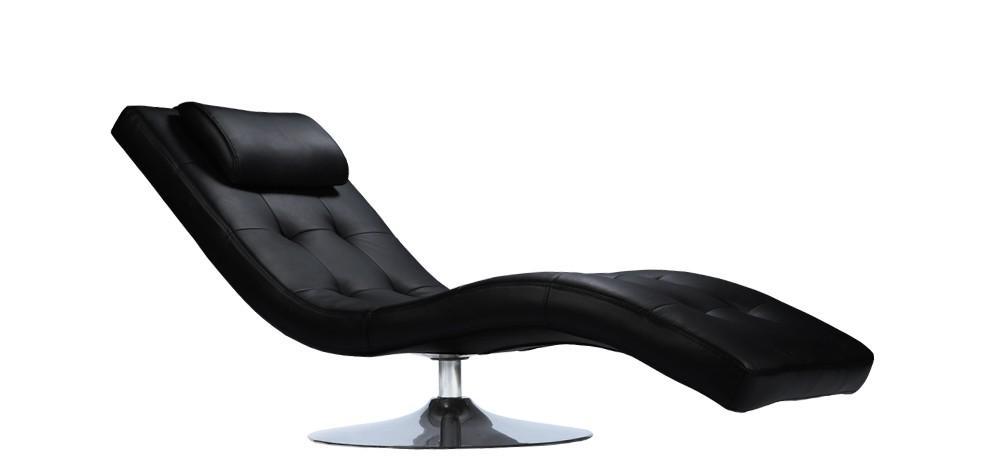 Vente privée numéro 42 Le fauteuil Lazy noir Paperblog