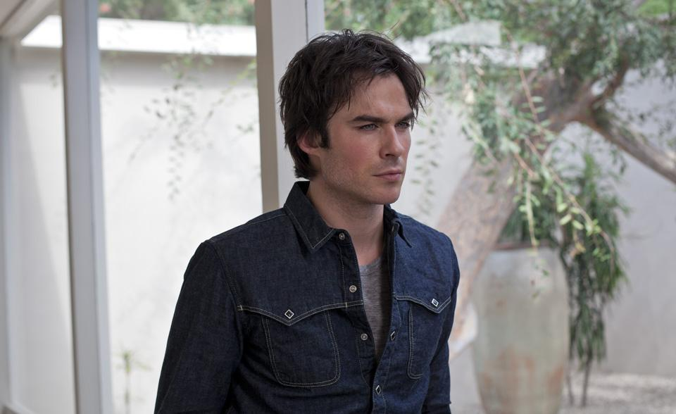 Ian Somerhalder By Mr Porter