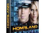 Homeland Saison déjà Blu-ray