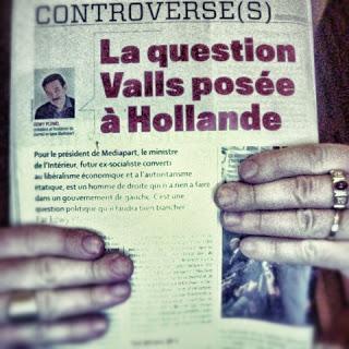 Pourquoi Edwy Plenel se bat contre Valls.