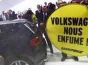 Greenpeace Volkswagen mois plus tard