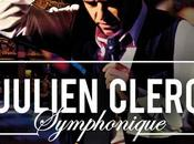 Julien Clerc live l'Opéra Paris bientôt disponible cd/dvds