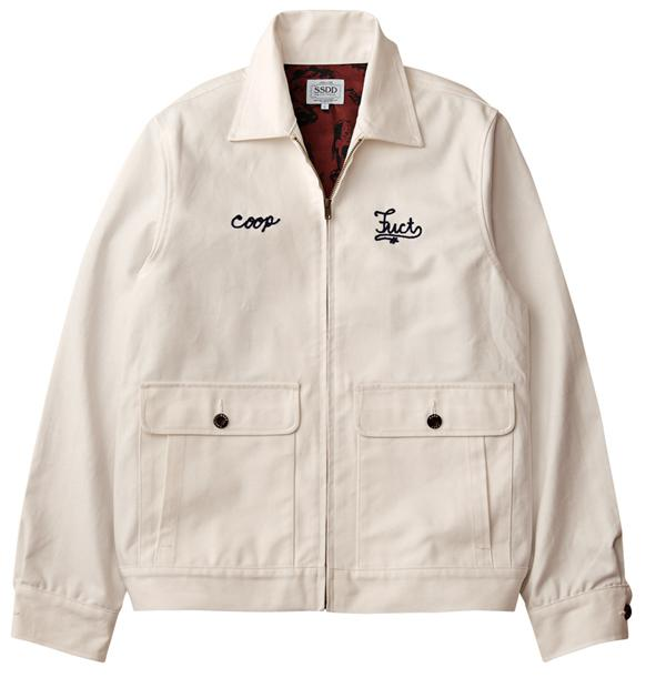 COOP FOR FUCT SSDD – F/W 2012 CAPSULE COLLECTION