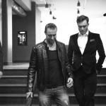 Philipp Plein shoot le beau gosse de 'Gossip Girl'