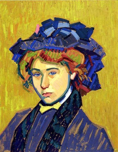 Rétrospective Auguste Herbin au Musée Matisse du Cateau-Cambrésis – Eléments de biographie et quelques oeuvres
