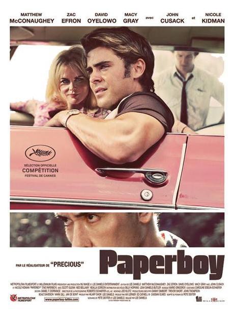 Paperboy avec Zac Efron et Nicole Kidman