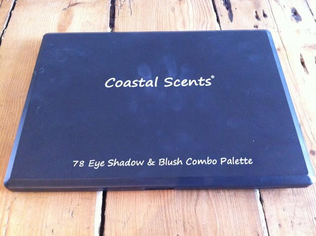 Palette Coastal Scents 78 Eye Shadow & Blush : Top ou Flop ?