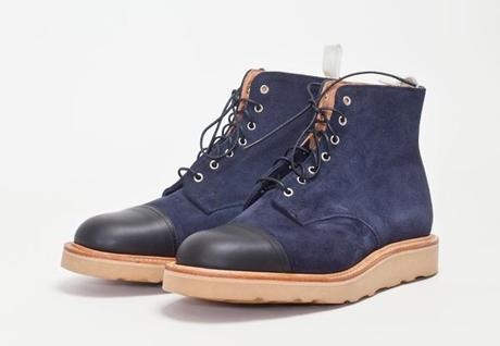 MARK MCNAIRY FOR TRES BIEN – F/W 2012 – CAP TOE DERBY BOOT