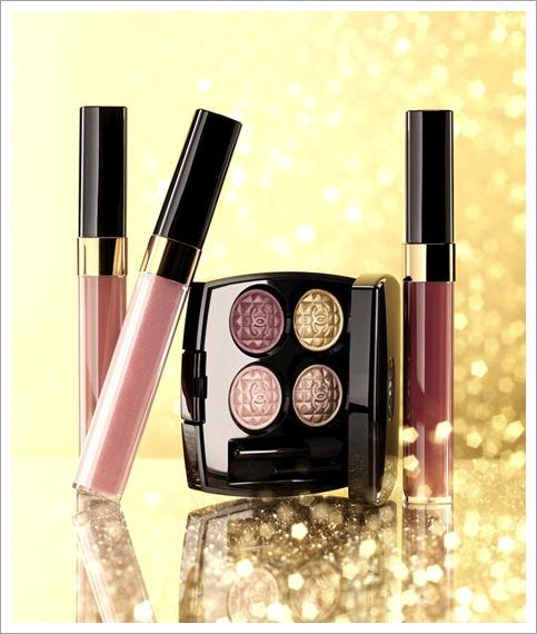 Collection de Noël 2012 CHANEL : Eclat du soir